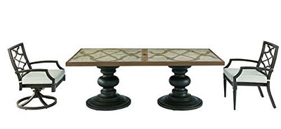 A.R.T. Furniture Morrissey Outdoor Neo Rectangular Dining Table