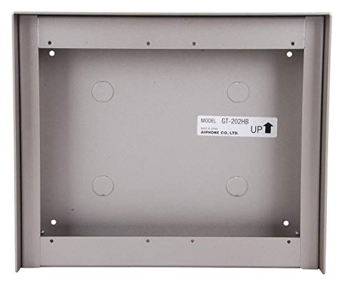 Surface Mount Box; For Use With GT Entry Panels