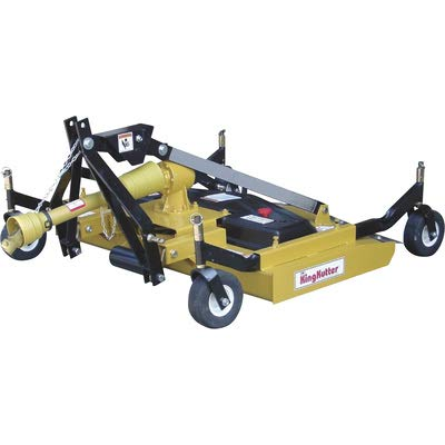 King Kutter Rear Discharge Finish Mower - 72in. with Double V-Belt, Model Number RSFM-72