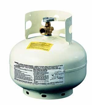 Manchester Propane Cylinder 11 Lb.