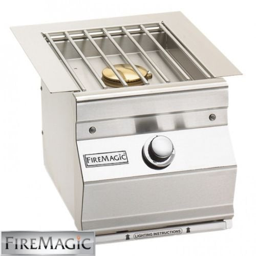 Fire Magic 3279-1 Built-In Single Side Burner