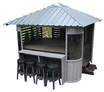 Zento Ultrawood Spa Gazebo