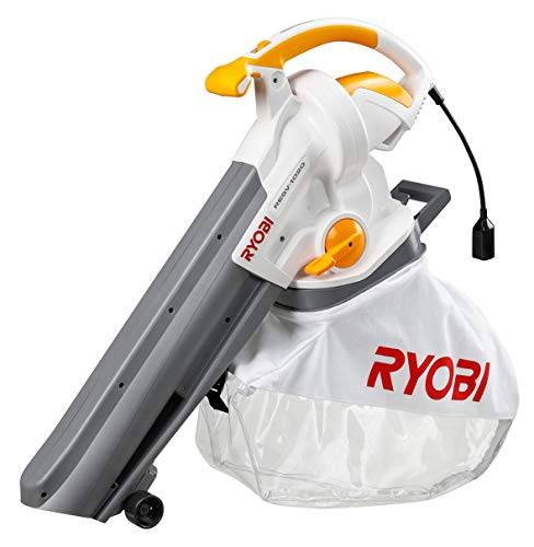 RYOBI Blower Vacuum RESV-1020 (Wind Speed Two Step Switching)【Japan Domestic genuine products】