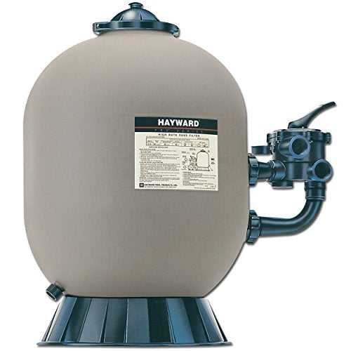 Hayward 36 Inch Pro Series Plus Side Mount In Ground Pool Sand Filter - S360SX