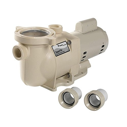 Bluewave Products PUMP, FILTERS, ACCESSORIES NE870 1-1/2 HP Superflo Pump