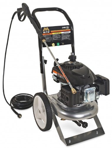 Mi-T-M CV-2600-3MMC ChoreMaster Series-Cold Water Direct Drive, Mi-T-M 170cc OHV Gasoline Engine, 2600 PSI Pressure Washer
