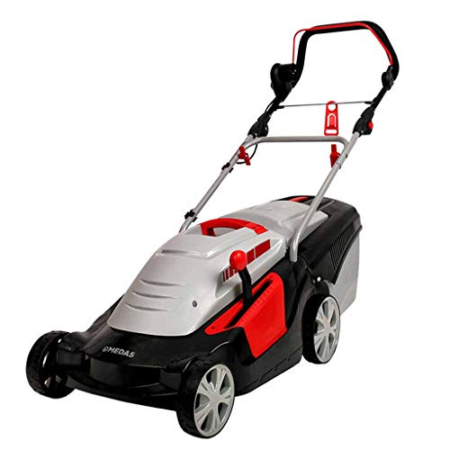 WHJ@ Electric Lawn Mower Small Household Multifunctional Garden Weeding Lawn Mower Lawn Mower