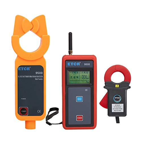 XINXI-MAO Safe Meter Wireless Current Transformer Ratio Testing Equipment of high Voltage ETCR9500 Practical Meter