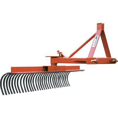 King Kutter XB Landscape Rake - 5ft. Model Number TYR-60-XB