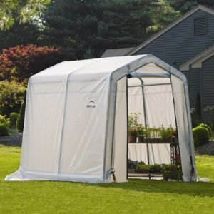 ShelterLogic 70602 GrowIt Peak Style Greenhouse