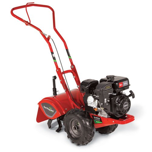 Earthquake 6015V Rear Tine Tiller Rototiller with 212cc 4-Cycle Viper Engine, 5 Year Warranty