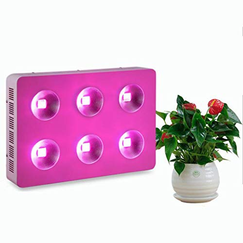 Cob Plant Growth Lamp 6 Lights 1200W Indoor Flesh Fill Light Planting Lamp 46532090 (mm) (Size : 360W)