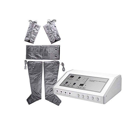HUKOER Home Far-Infrared Slimming Suit Portable Infrared Home Spa | One Person Sauna for Detox & Weight Loss&Anti Cellulite
