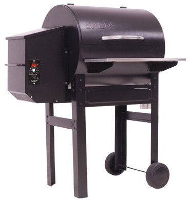 Saep Bbq02a (Black) Wood Pellet Grill is Superexcellent for Medium Households an