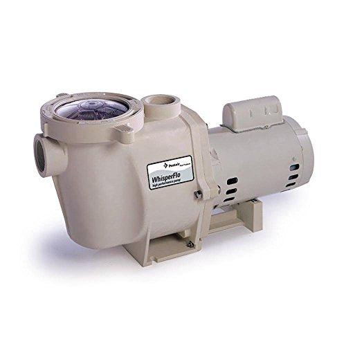 Pentair 011518 1.5 HP WhisperFlo WFE-26 Efficient In Ground Swimming Pool Pump