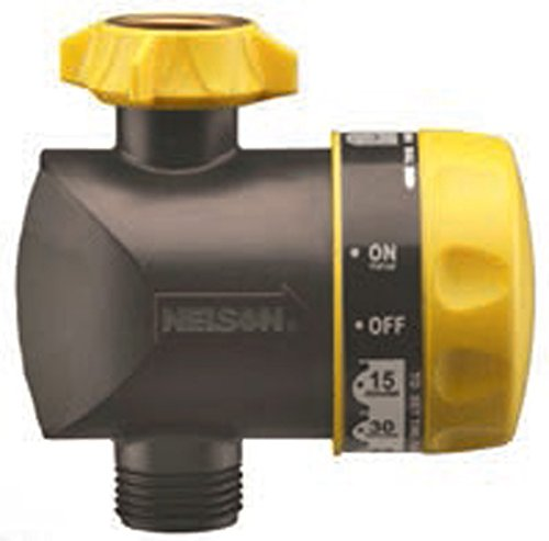 Nelson 50 Pack Manual and Mechanical Hose Faucet Water Timer