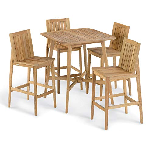 Oxford Garden 5781 Islay Furniture Set, Natural