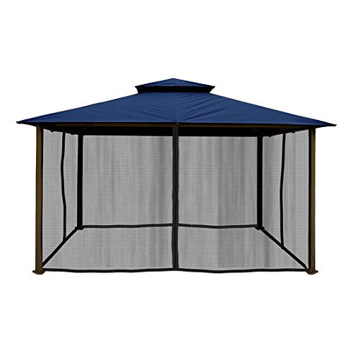 Paragon-Outdoor GZ584NNK Madrid Gazebo, Navy
