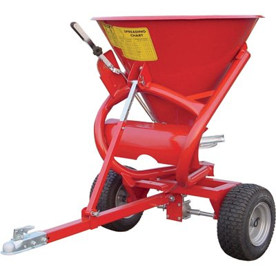 King Kutter ATV Seeder/Spreader - 350-Lb. Capacity, Model Number S-ATV