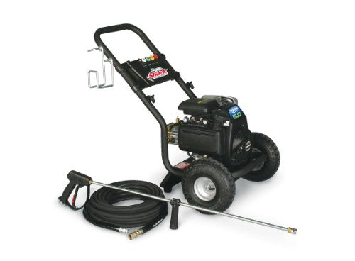 Shark DD-232336 2,300 PSI 2.3 GPM Honda Gas Powered Commercial Series Pressure Washer