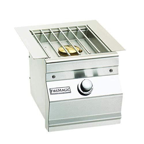 Fire Magic Grills Aurora Single side burner with H.S.I