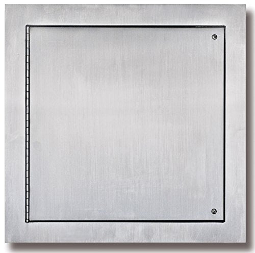 "18"" x 18"" Airtight / Watertight Access Door - Prime Coated - Acudor"