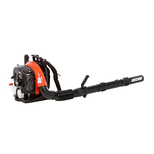 Echo 234 MPH 756 CFM 63.3cc Gas 2-Stroke Cycle Backpack Leaf Blower with Hip Throttle