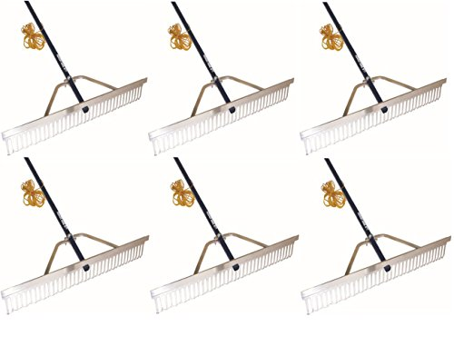 Midwest Rake 86050 Long Reach Lake Rake (Pack of 6)