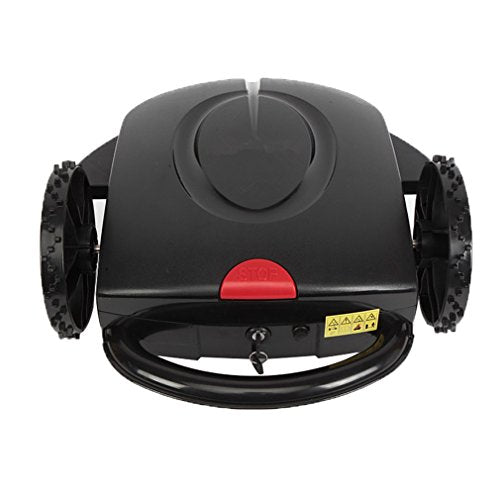 Robotic Lawn Mower Auto Recharged Mower Weeding Machine with Rain Sensor and Remote Controller