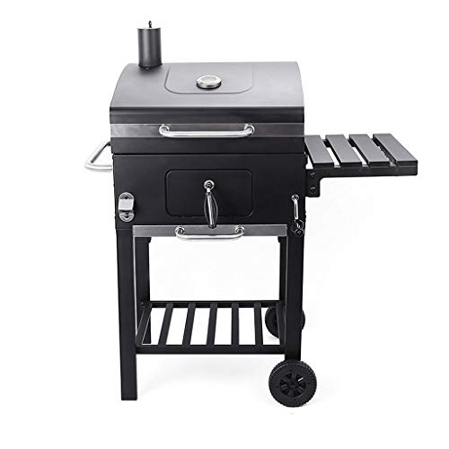 Zxb-shop BBQ Outdoor Picnic Family Outdoor Folding Portable Barbecue Home Large Charcoal Grill Camping 5 Or More Barbecue Gourmet BBQ Grill