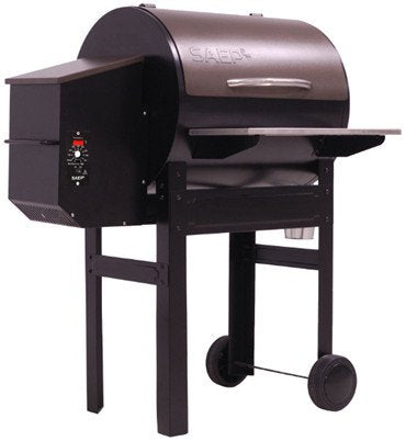 Saep Bbq02b (Bronze) Wood Pellet Grill is Superexcellent for Medium Households A