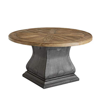 A.R.T. Furniture Arch Salvage Outdoor Lyon Round Dining Table