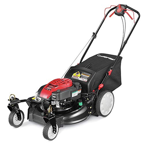 Mtd Products 12AKP6BC766 XP Self-Propelled Lawn Mower, 3-N-1, 190cc Engine, 21-In. - Quantity 1