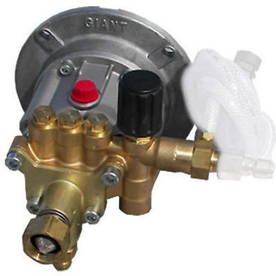 PRESSURE WASHER PUMP - Plumbed Giant GHX2525A-111H 3.9 GPM - 4200 PSI 3400 RPM