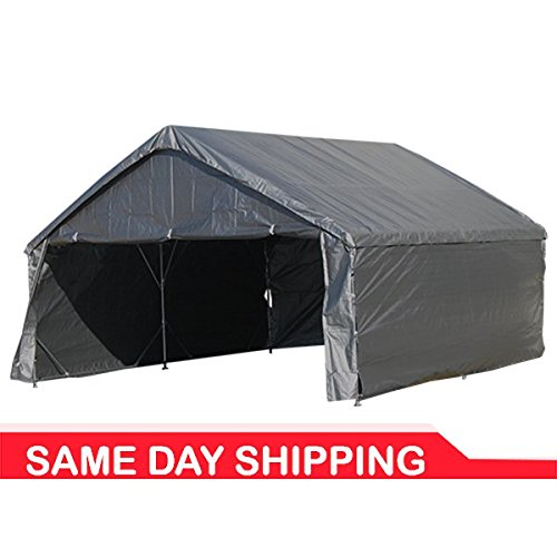 "18' x 20' 1-5/8"" Reinforced Canopy with Enclosure"