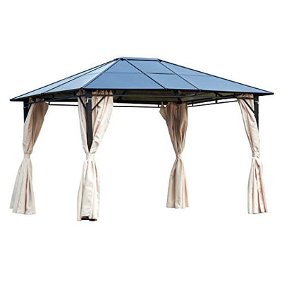 1 Pcs Hardtop Party Gazebo Tent Canopy 10 x 20 ft #MCMN
