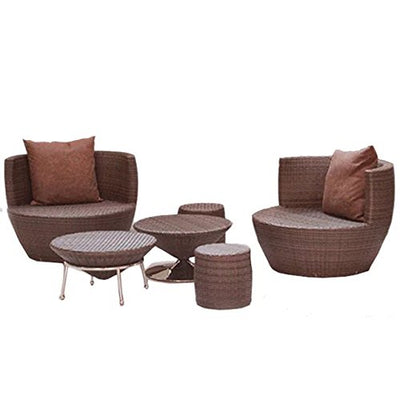 Sungao Imatation Bamboo - Rattan Sofa Set/Sofa Suite/Sofa Bed/Corner Sofa/Settee / Seater/Couch / Chair/Coffee Table/Tea Table/Teapoy / Side Table/end Table