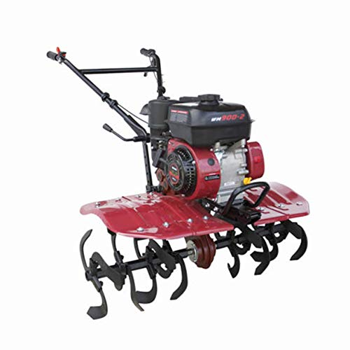 MAXWXKING New Micro Tillage Tillage Machine, Mini Rotary Machine, Rotary Tiller, self propelled Small Agricultural Multifunctional