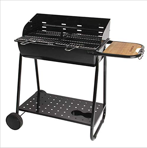 WGWG BBQ Oven Outdoor Products, Barbecue Grill Large, BBQ Charcoal Grill, Camping Stove