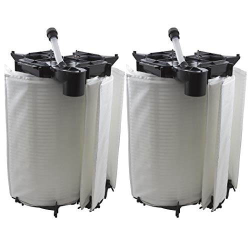 Pentair Complete Element Grid Assembly 60 Sq Ft Pool DE Filter FNS Plus (2 Pack)