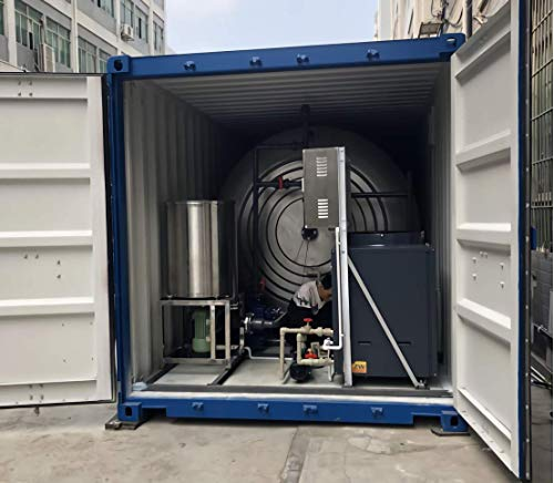 PUXIN Medium and Large Size Containerized Stainless Steel Insulation Tank Constant Temperature Full Automatic Cold Area Suitable Biogas Plant System for livestock farms, restaurant, hotel, resort and