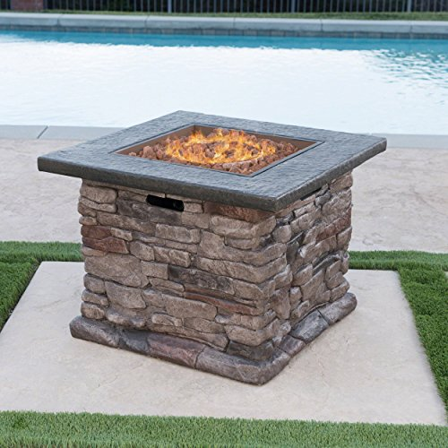"Christopher Knight Home 303639"" Stonewall CKH Outdoor Fire Pit"