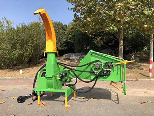 "NOVA TRACTOR BX72R Model 7"" Wood Chipper Shredder, for Tractor from 30 to 120HP"