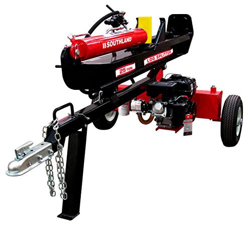 Southland Outdoor Power Equipment SLS20825 25 Ton Gas Powered Log Splitter