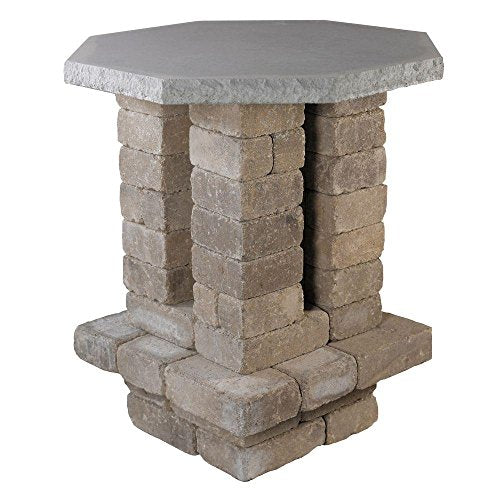 Necessories 42 in. H, Santa Fe Pub and Bistro Table