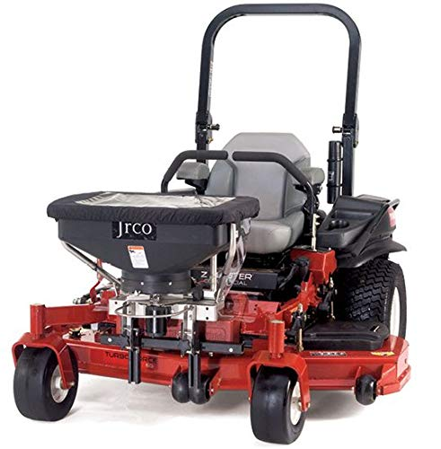 JRCO Electric Broadcast Spreader with Foot Control