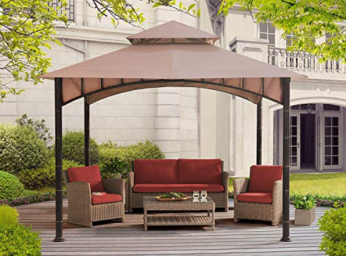 CoastShade 10' X 10' Summer Breeze Soft Top Gazebo