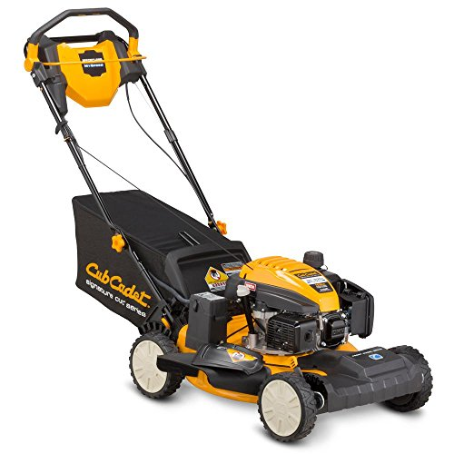 CUB CADET 21 in. 159cc Front-Wheel Drive 3-in-1 High Rear Wheel Gas Self Propelled Walk Behind Lawn Mower