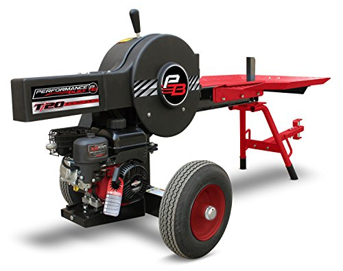 Performance Built T20 Kinetic Log Splitter
