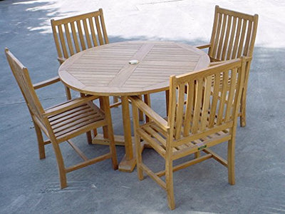 Anderson Teak Tosca Wilshere 5-Pieces Dining Set